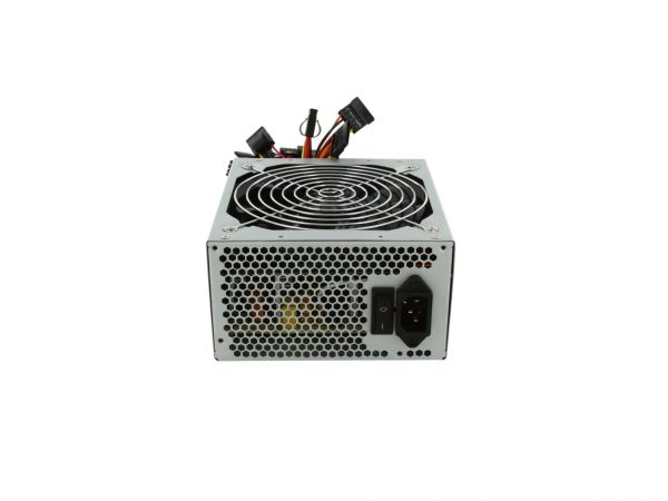 COOLMAX ZX Series ZX-700 700W ATX12V v2.2 / EPS12V v2.91 SLI Ready CrossFire Ready 80 PLUS Certified Active PFC Power Supply