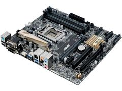 ASUS B150M-PLUS D3 LGA 1151 Intel B150 HDMI SATA 6Gb/s USB 3.0 Micro ATX Intel Motherboard