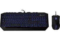 Cooler Master Devastator - LED Gaming Keyboard and Mouse Combo Bundle (Blue Edition)