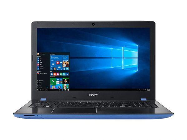 "Acer Laptop Aspire E E5-553G-F8EF AMD FX-Series FX-9800P (2.7 GHz) 16 GB Memory 1 TB HDD 128 GB SSD AMD Radeon R7 M440 15.6"" Windows 10 Home 64-Bit"