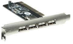 Manhattan Hi-Speed USB PCI Card (171557)