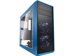 Fractal Design Focus G Petrol Blue ATX Mid Tower Computer Case
