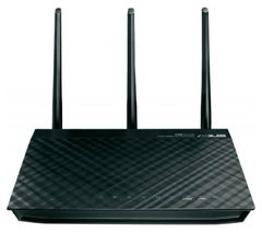 Stock photo Have one to sell? Sell now Details about ASUS RT-N66U 450 Mbps 4-Port Gigabit Wireless N Router