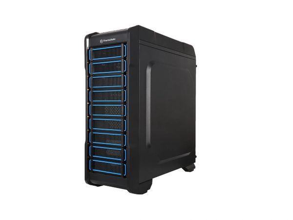 Thermaltake Versa N23 Window SPCC ATX Mid Tower Computer Chassis CA-1E2-00M1WN-00