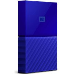 WD My Passport 1TB 5,400 RPM USB 3.0 Hard Drive - Blue