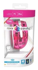 PDP Rock Candy Wireless Mouse - Pink Palooza (904-002-NA-PK)