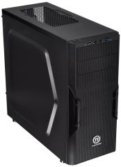 Thermaltake Versa H22 CA-1B3-00M1NN-00 Mid-tower Computer Chassis (Black)