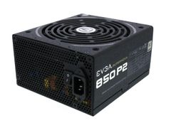 EVGA 220-P2-0850-X1 P2 80 Plus Platinum, 850W ECO Mode Fully Modular Power Supply
