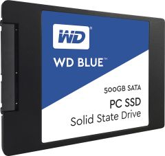"WD Blue 500GB Internal SSD Solid State Drive SATA 6Gb/s 2.5"" WDS500G1B0A"