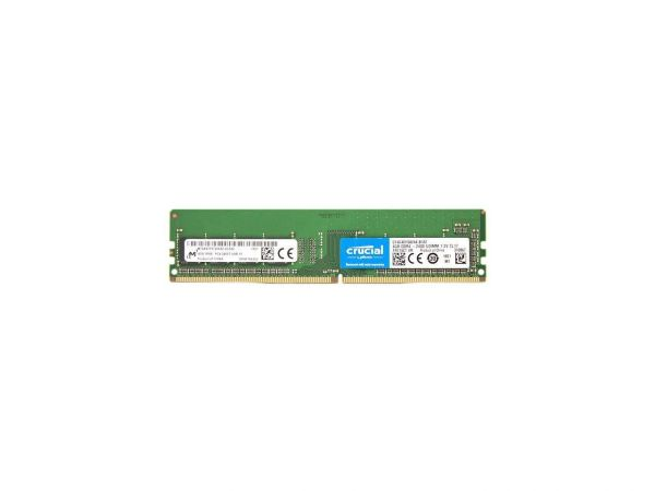 Crucial 4GB DDR4 2400 MT/s (PC4-19200) SR x8 DIMM 288-Pin - CT4G4DFS824A
