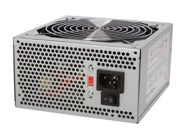 COOLMAX V-600 600W ATX12V version 2.2 Power Supply