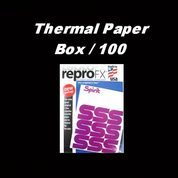Thermal Image Stencil Paper