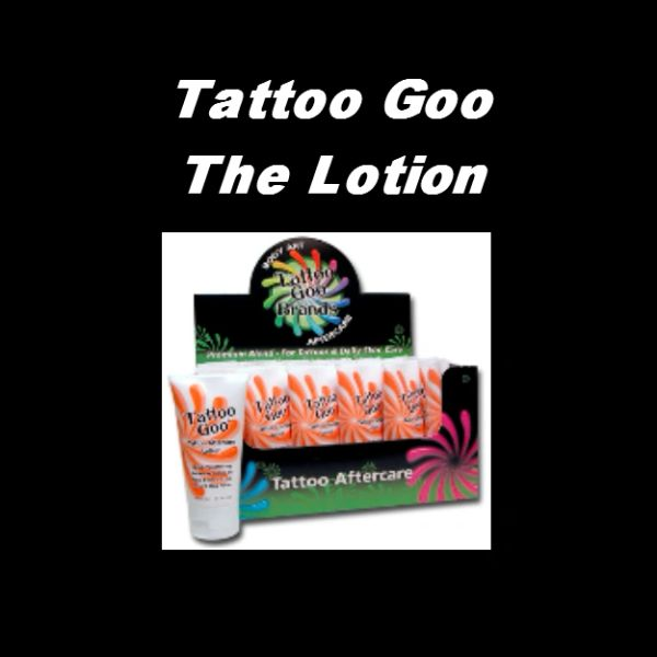 Tattoo Goo The Lotion