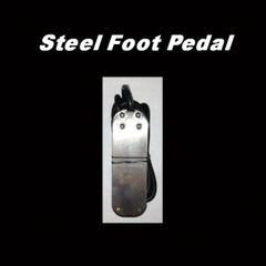 Steel Foot Pedal