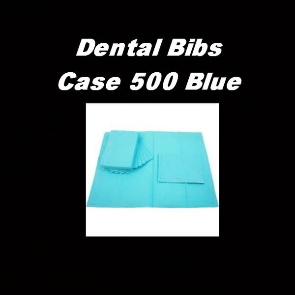 Dental Bibs - Case 500