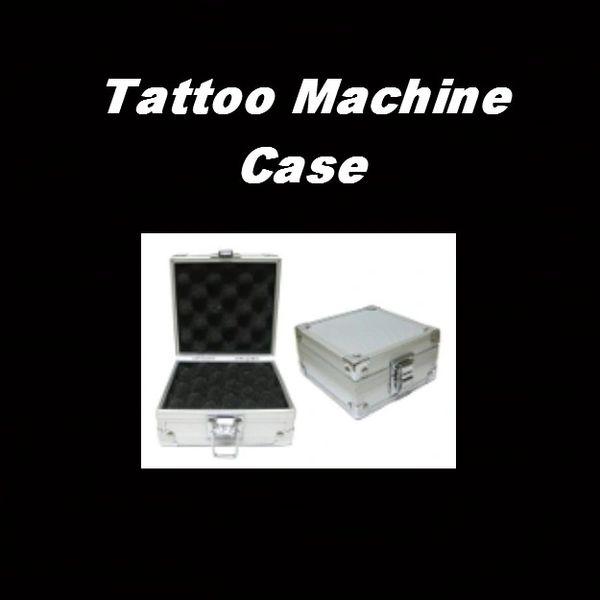 Aluminum Machine Case.