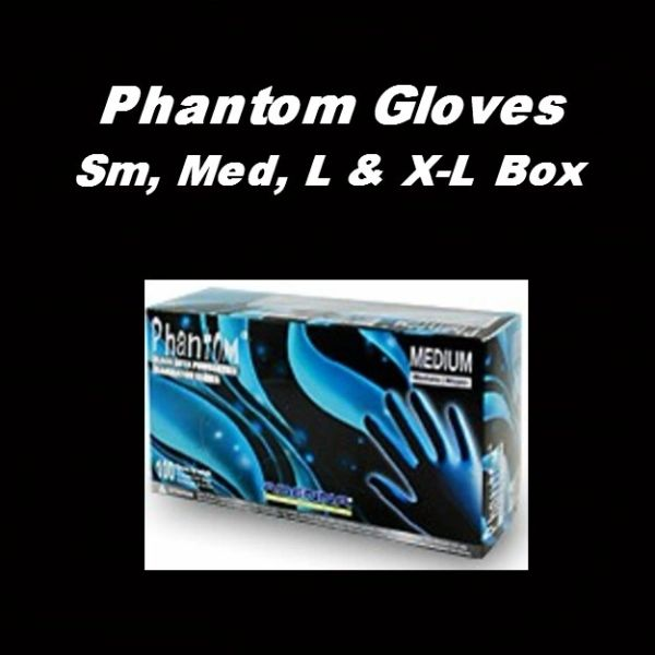 Phantom Gloves by Box