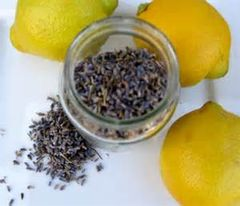 Meyer Lemon Lavender Curd