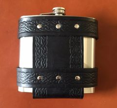 Flask Holder with 1 Liter Flask