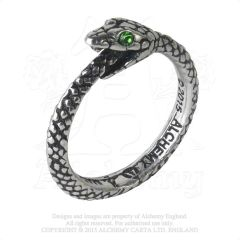R206 - The Sophia Serpent Ring