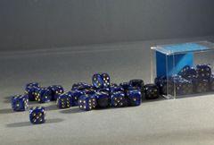 Chessex Scarab 12mm d6 Dice Block