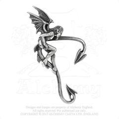 E391 - Devil's Den Ear Wrap
