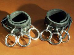 3 Ring Wrist Cuffs