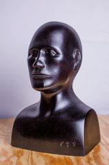 Maquette Head Bust - Half Scale