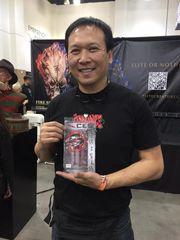 Steve Wang Signature Series (Set of 4) - SWSS-1