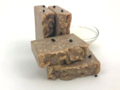 Elderberry Goat's Milk Confetti Body Soap