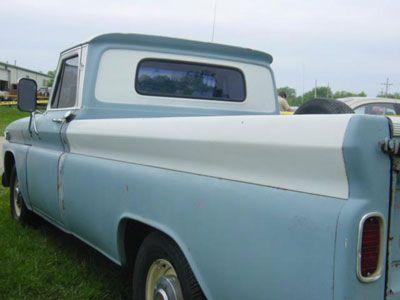 chevy truck 1960