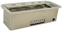 MOROSO WET SUMP OIL PAN/ DRAGSTER/ HEMI/ KB