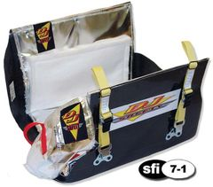 DJ SAFETY CARBON FIBER/ FUNNY CAR DRY SUMP SFI 7-1