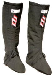 DJ SAFETY DRIVING BOOTS SFI 3.3.20 BLACK S,M,L,XL