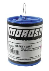 MOROSO SAFETY WIRE/ STAINLESS
