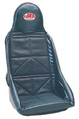 JAZ BLACK VINYL COVER FOR ALUMINUM SEAT