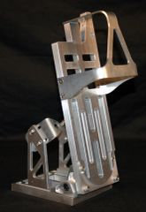 MAGNESIUM DRAGSTER THROTTLE PEDAL
