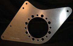 "REAREND MOUNTING PLATE STRANGE 10.5""/ 12"" T/F"