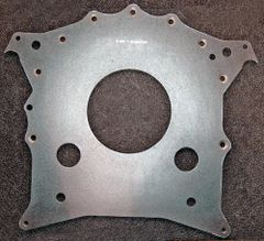 "REAR MOTORPLATE T/F 1.5"" RAIL"
