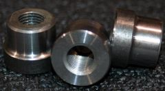 "TUBE BUSHING/ THREADED 3/8""-24"