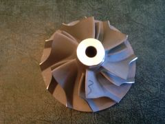 EVO 10 16G6 Factory Cast Compressor Wheel