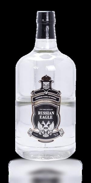 Russian Eagle Vodka 1.75L (1 CASE)