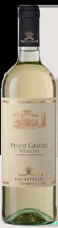 Dacastello Pinot Grigio PURE (1 Case)