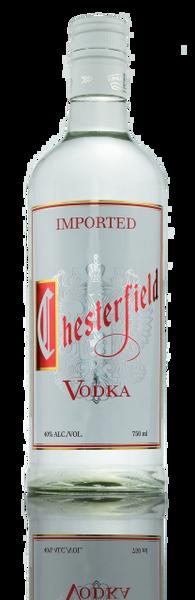 Chesterfield Vodka (1 Case)