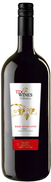 TDO Red Moscato (1 case)