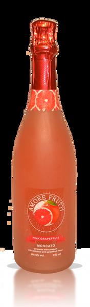 Amore Frutti - Pink Grapefruit Moscato (1 Case)