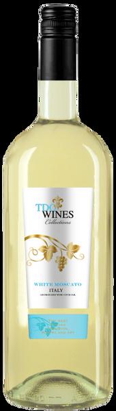 TDO White Moscato (1 case)