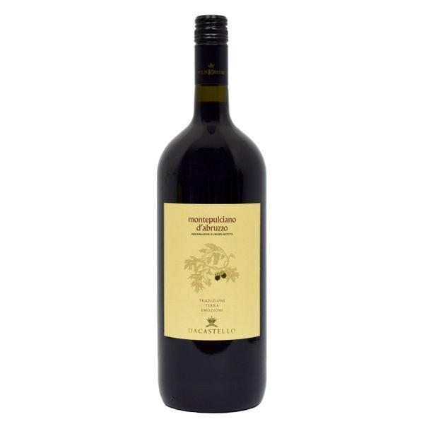 Dacastello Montepulciano d'Abruzzo (1 Case)