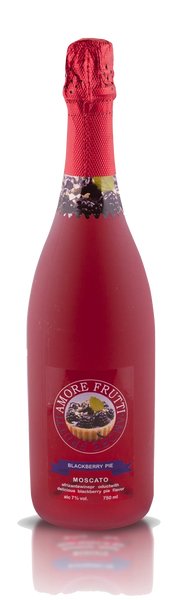 Amore Frutti - Blackberry Pie Moscato (1 Case)