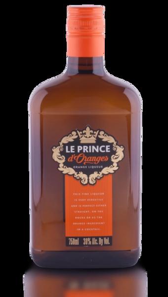 Prince d'Oranges Orange Liqueur (1 Case)